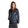 Berghaus Tephra Stretch Down Jas Dames grijs